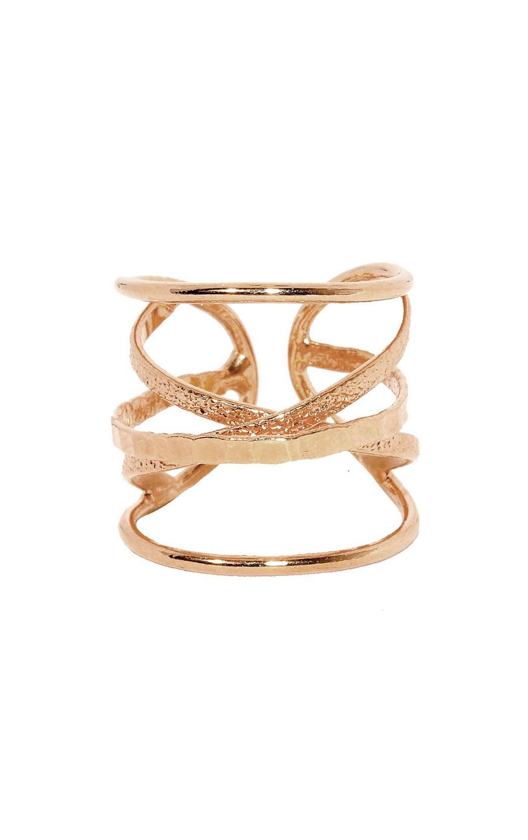Δαχτυλίδι- D4152- ROSE GOLD