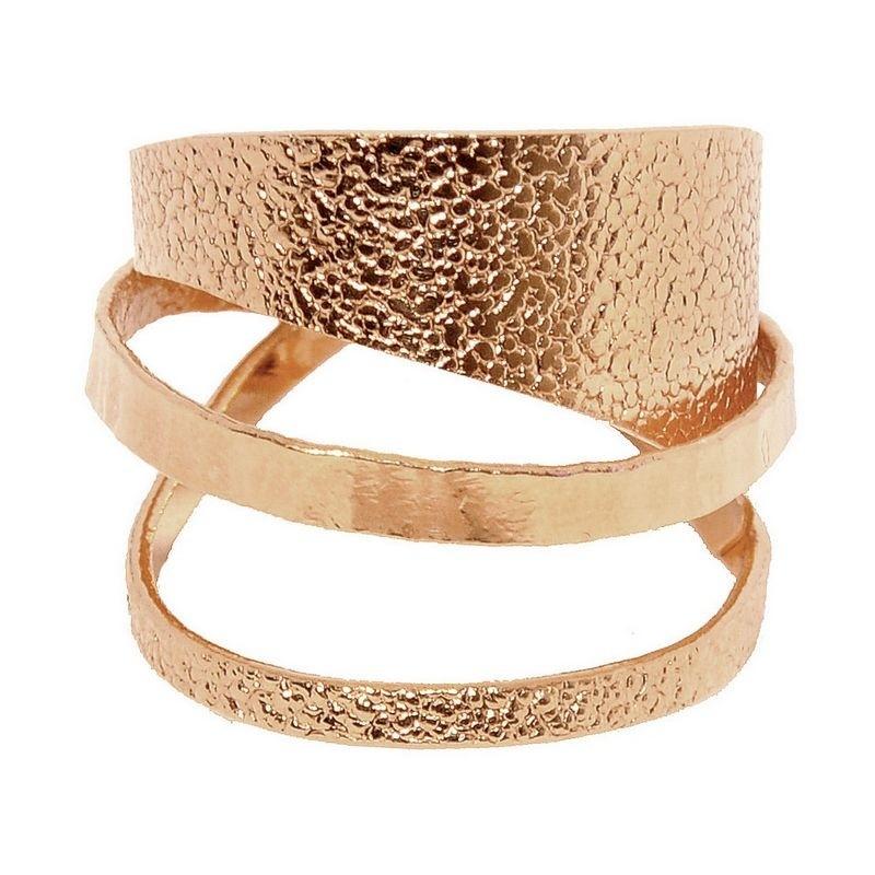 Δαχτυλίδι- D4160- ROSE GOLD