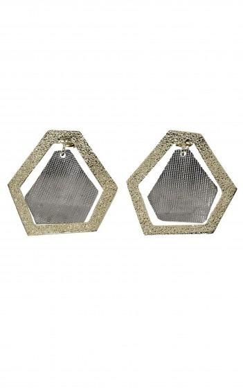 Σκουλαρίκια- AF4189- SILVER