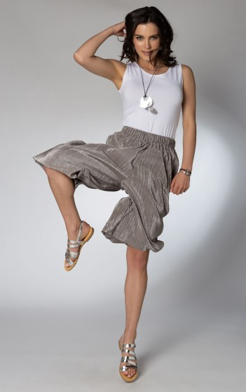 Zip culotte- V01311