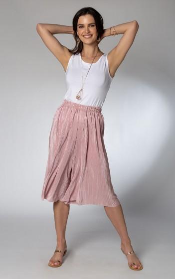Zip culotte- V01308